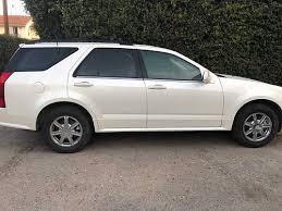 cadillac srx pearl white srx for sale cars and vehicles santa barbara recycler com