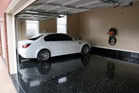 garage flooring options top 5 recommended options express flooring