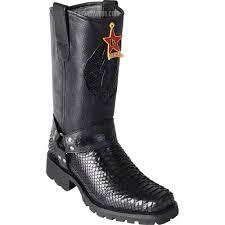 men s motorcycle boots python biker boots snakeskin biker boots python snake motorcycle