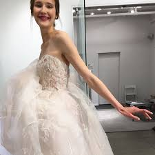 bridal fashion week 2017 with lhuillier