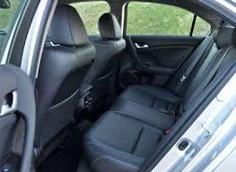 2007 Acura Tsx Interior 2013 Acura Tsx Road Test And Review Autobytel Com