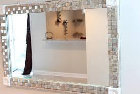 Mosaic Bathroom Mirror Bathroom Mirror Frames Ideas 3 Major Ways We Bet You Didn T