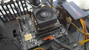 amd a12 9800 apu overclocked to 4 8 ghz on am4 asus octopus