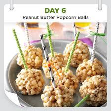 peanut butter popcorn balls recipe peanut butter popcorn