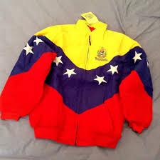 Venezual Flag Venezuela Tricolor Flag Unisex Jacket Ebay
