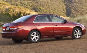 2004 Honda Accord Specs And Photos Strongauto