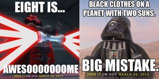 Lego Star Wars Meme - lego star wars the empire strikes out issues preemptive memes for