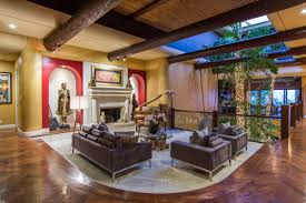 Living Room In Mansion Own Tommy Lee U0027s Zen Punk Mansion In Calabasas For 6 Million
