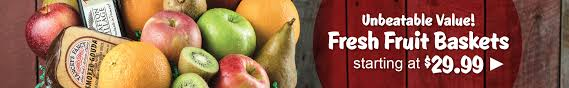 fruit gifts by mail farm fresh fruit baskets and gourmet gift baskets from stew