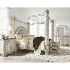 Canopy Bedding B750 50 Furniture Cassimore Bedroom King Canopy Bed
