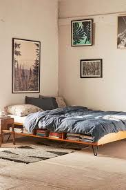 Midcentury Modern Bedding - best 25 mid century modern bed ideas on pinterest mid century