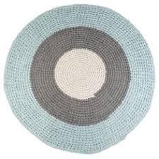 teppich kinderzimmer rund moderner teppich aus baumwolle mit fischgratmuster in senfgelb und