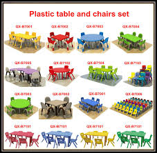 daycare table and chairs china wholesale day care center kids tables and chairs plastic