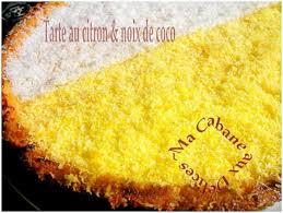 la cuisine de djouza tarte au citron noix de coco express recettes faciles recettes