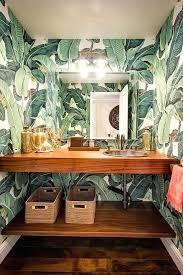 wallpaper borders bathroom ideas best wallpaper for bathrooms bathroom borders wallpaper country