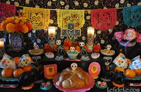 Dia De Los Muertos Halloween Decorations Arts U0026 Crafts Le Fidele Designs Lefidele Com Leigh
