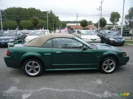 2002 mustang gt convertible specs 2001 electric green metallic ford mustang gt convertible 53981796