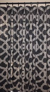 trellis curtains imperial trellis curtains better homes and
