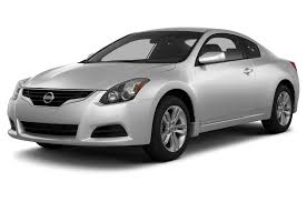 nissan altima coupe 2009 2013 nissan altima 2 5 s 2dr coupe pricing and options