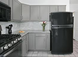 ideas for grey kitchen cabinets throwing shade on the gray kitchen design in a way