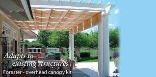 Outdoor Shades For Patio by Retractable Pergola Canopies U0026 Awnings