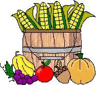 harvest and thanksgiving dinner clip