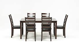 Dining Room 7 Piece Sets Sawyer 7 Piece Dining Set Living Spaces