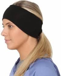 headband ponytail amazing deal on women power ponytail headband fleece ear warmers