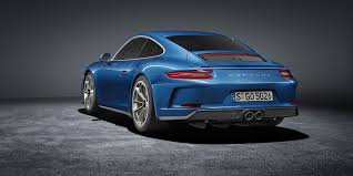 porsche 911 back seat porsche 911 gt3 with touring package 326 800 special revealed