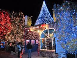 top 30 holiday light displays in san francisco bay area 2016
