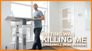 Standing Treadmill Desk by I Got A Treadmill Desk Because Sitting Was Killing Me Treadmill