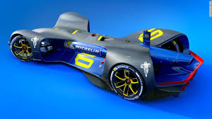 u0027s ai electric racer showcases driverless car future cnn