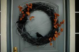 How To Make Halloween Wreaths by Diy Halloween Wreath Jacinda Hale Yeah