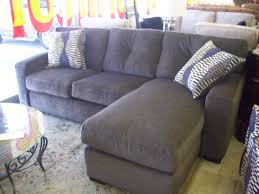 Small Loveseat With Chaise Living Room Double Chaise Sectional Small Sectional With Chaise