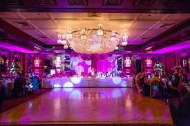 wedding places in nj banquet halls in nj sweet 16 princess manor catering party