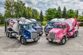 kenworth concrete truck united materials relies on trac leases to acquire productivity