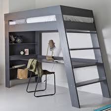 viv rae myrtle twin loft bed with desk u0026 reviews wayfair