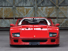 f40 auction rm sotheby s 1992 f40
