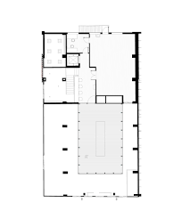 Rv House Plans Gallery Of Glass Gallery At The Kadar Media Lab Building