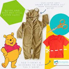 diy baby halloween costume ideas with animal onesies