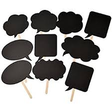picture props class reunion photo booth props kit 20 count toys