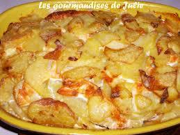 recette de cuisine a base de pomme de terre lasagnes de pommes de terre aux deux saumons les gourmandises de julie