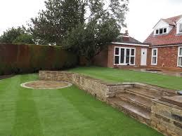Split Level Garden Ideas Split Level Gardens Olive Garden Design And Landscaping