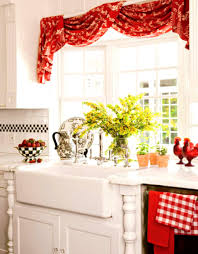 bathroom cute beautiful kitchen curtains perfect ideas vintage