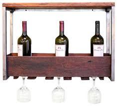 reclaimed wood wine rack rustic wine racks by roman reclamation