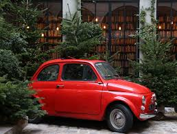 maserati christmas fiat with christmas tree holiday celebrate pinterest fiat