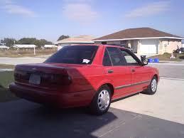 nissan sentra xe 1991 bertito1986 1994 nissan sentraxe sedan 4d specs photos