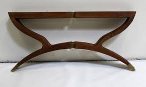 spider coffee table mid century modern collapsible spider leg