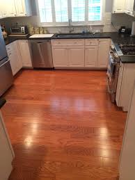 hardwood flooring glitzy bruce floors hickory in butterscotch