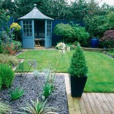 Summer Garden Houses - 6 small garden decoration ideas 1001 gardens
